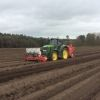 Potato planting underway at R S Cockerill Farms