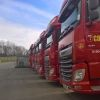 New Lorries for the Easter Rush